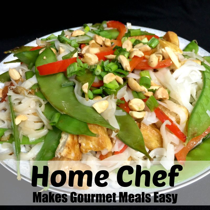 Home chef gourmet meals made easy the stuff of success for Gourmet meals to make at home