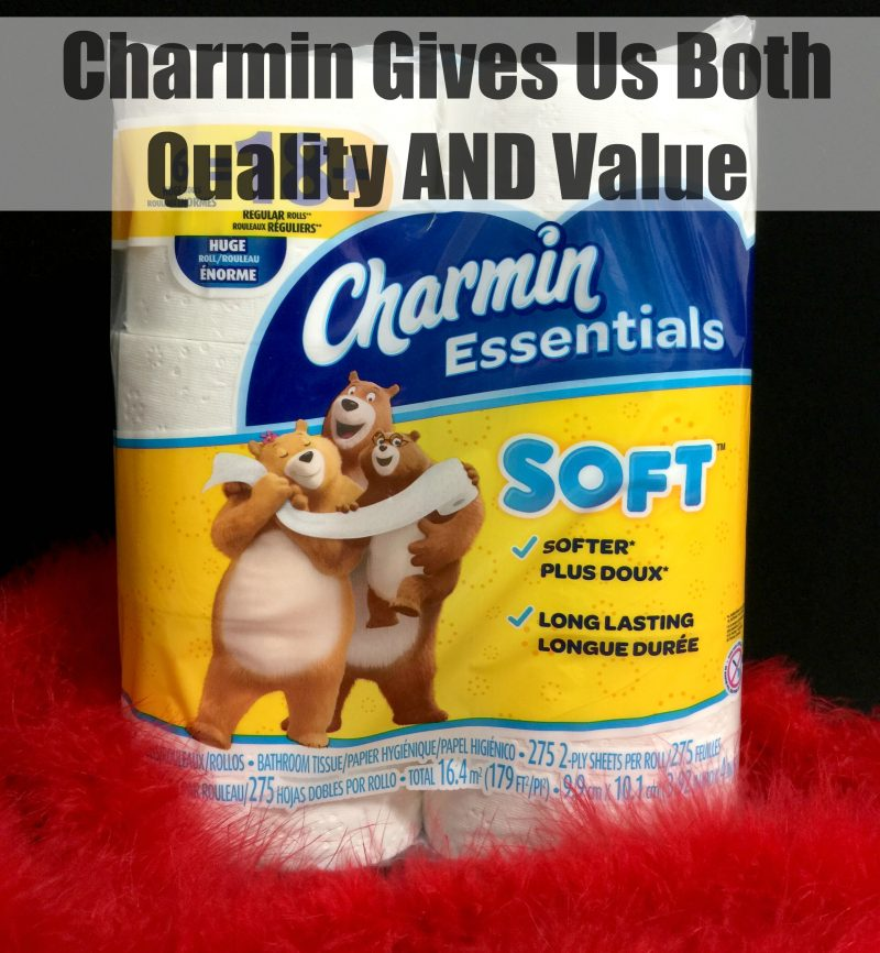 Charmin Gives Us Both Quality and Value