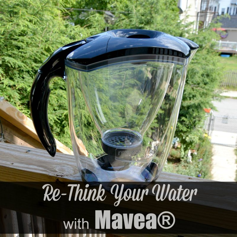 ReThink Your Water With Mavea