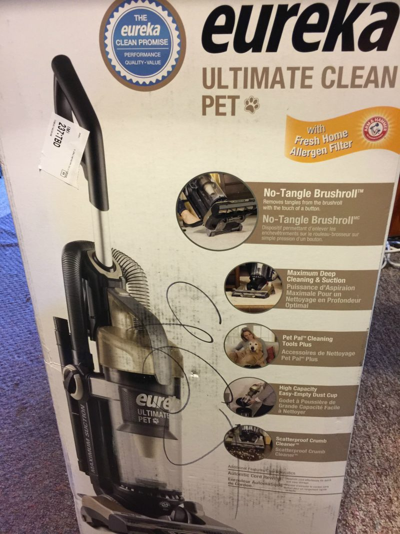 Cleaning Up With the Ultimate Clean Pet Vacuum Cleaner by Eureka