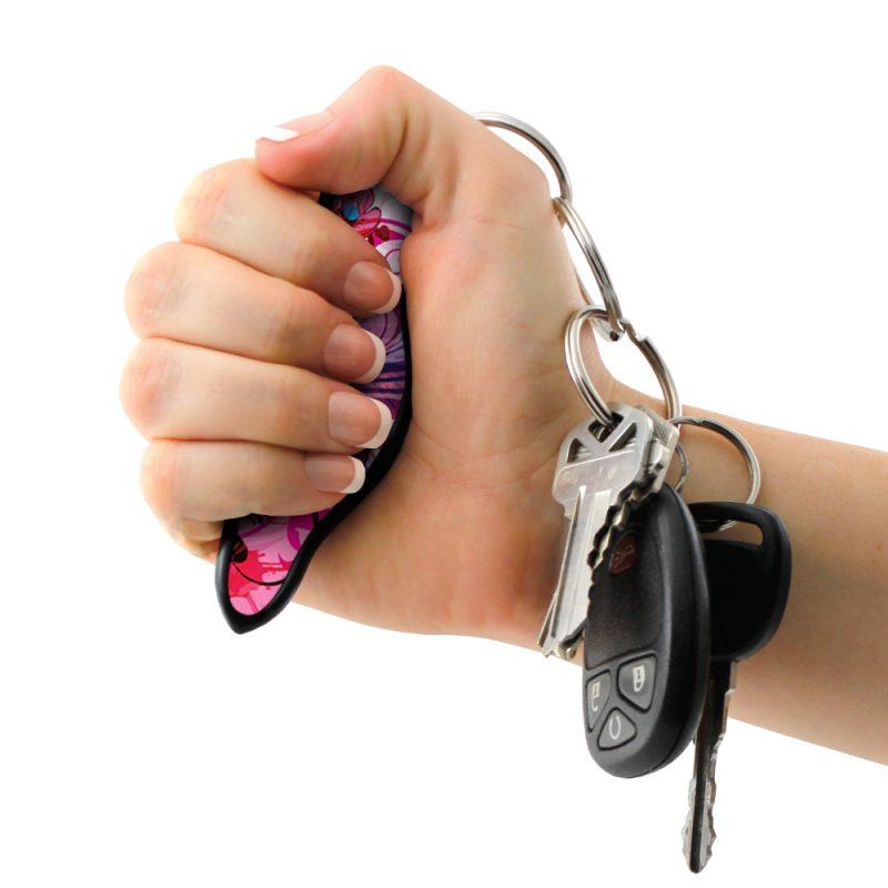 MUNIO Designer Self Defense Keychain #MUNIO