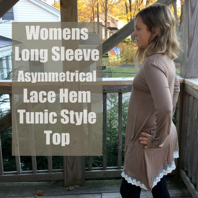 womens-long-sleeve-asymmetrical-lace-hem-tunic-style-top-za096