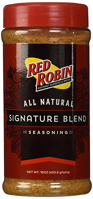 Red Robin Signature Seasoning