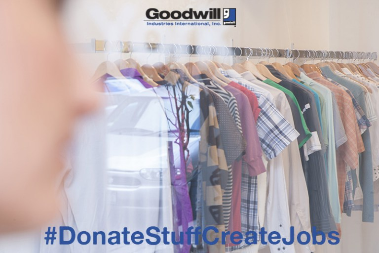 Making Donations To Create a Better Community With Goodwill #DonateStuffCreateJobs