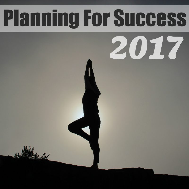 Planning for Success in 2017 #LifeSupplemented #ad