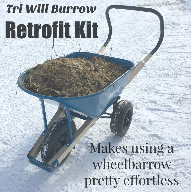 http://thestuffofsuccess.com/2017/01/08/tri-will-burrow-retrofit-kit/ This is the wheelbarrow of all wheelbarrows with the assistance of the Tri WIll Burrow Retrofit Kit. It makes Using A Wheelbarrow Pretty Effortless #ad
