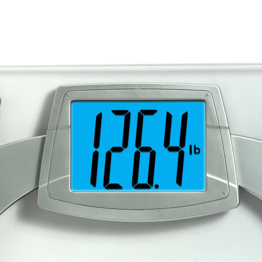 New Year New #EatSmart Precision MaxView Digital Bathroom Scale