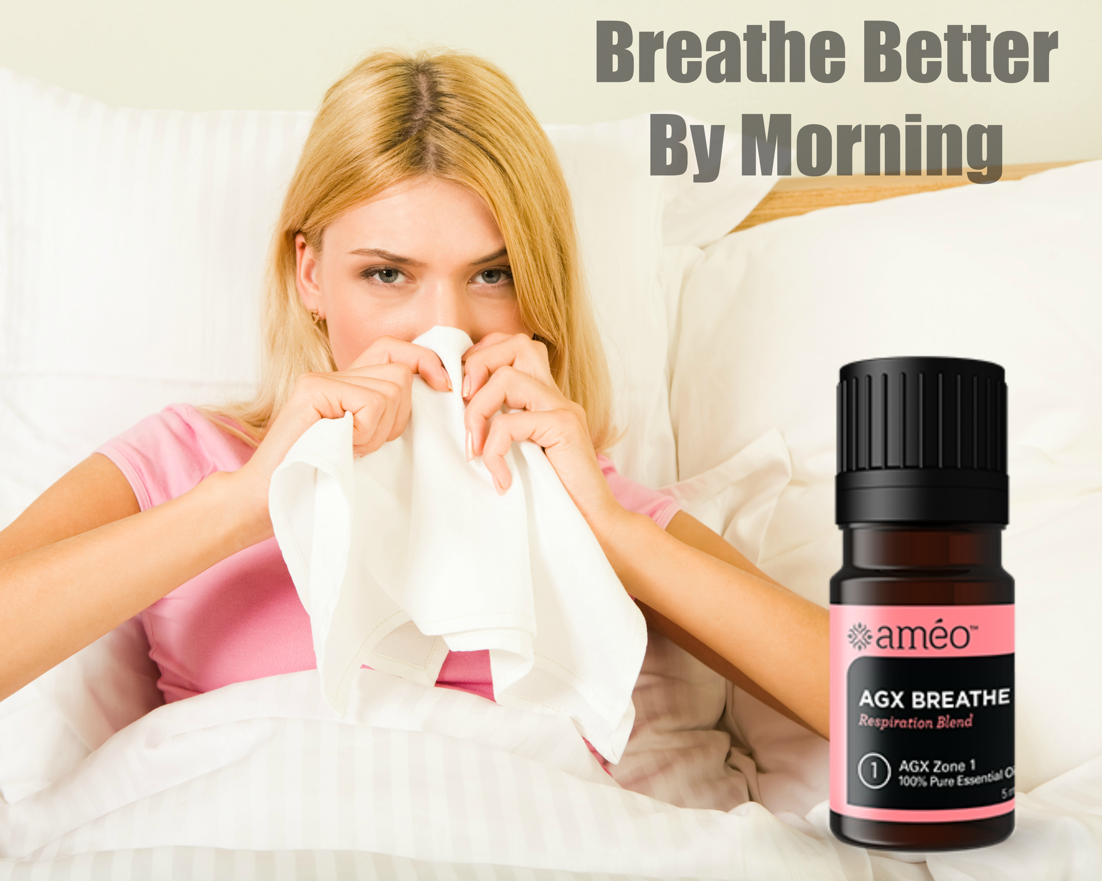 Breathe Better By Morning With Améo AGX Breathe