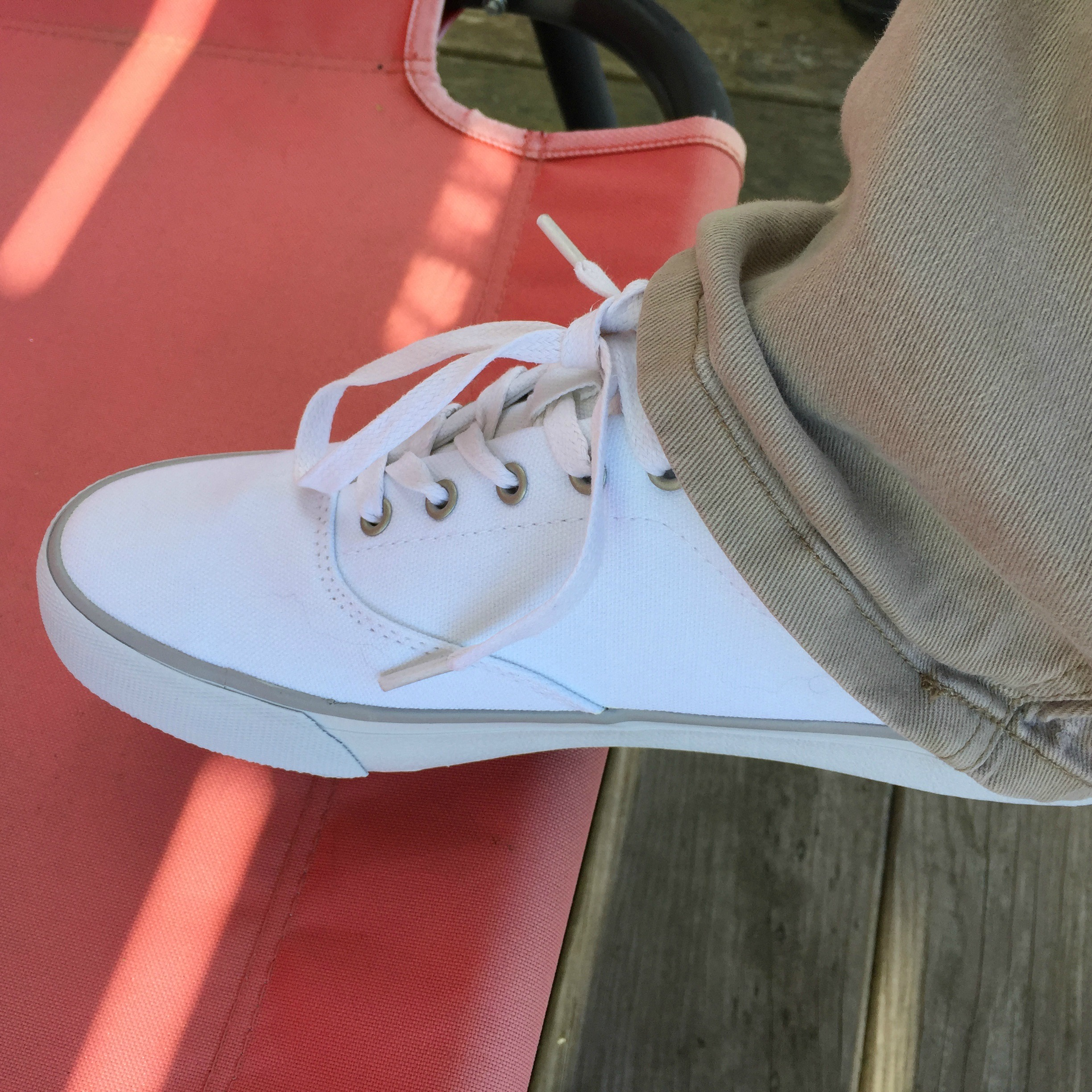 Comfortable and Casual Lugz Seabrook