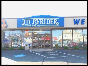 J.D.ByRider - Cranston RI