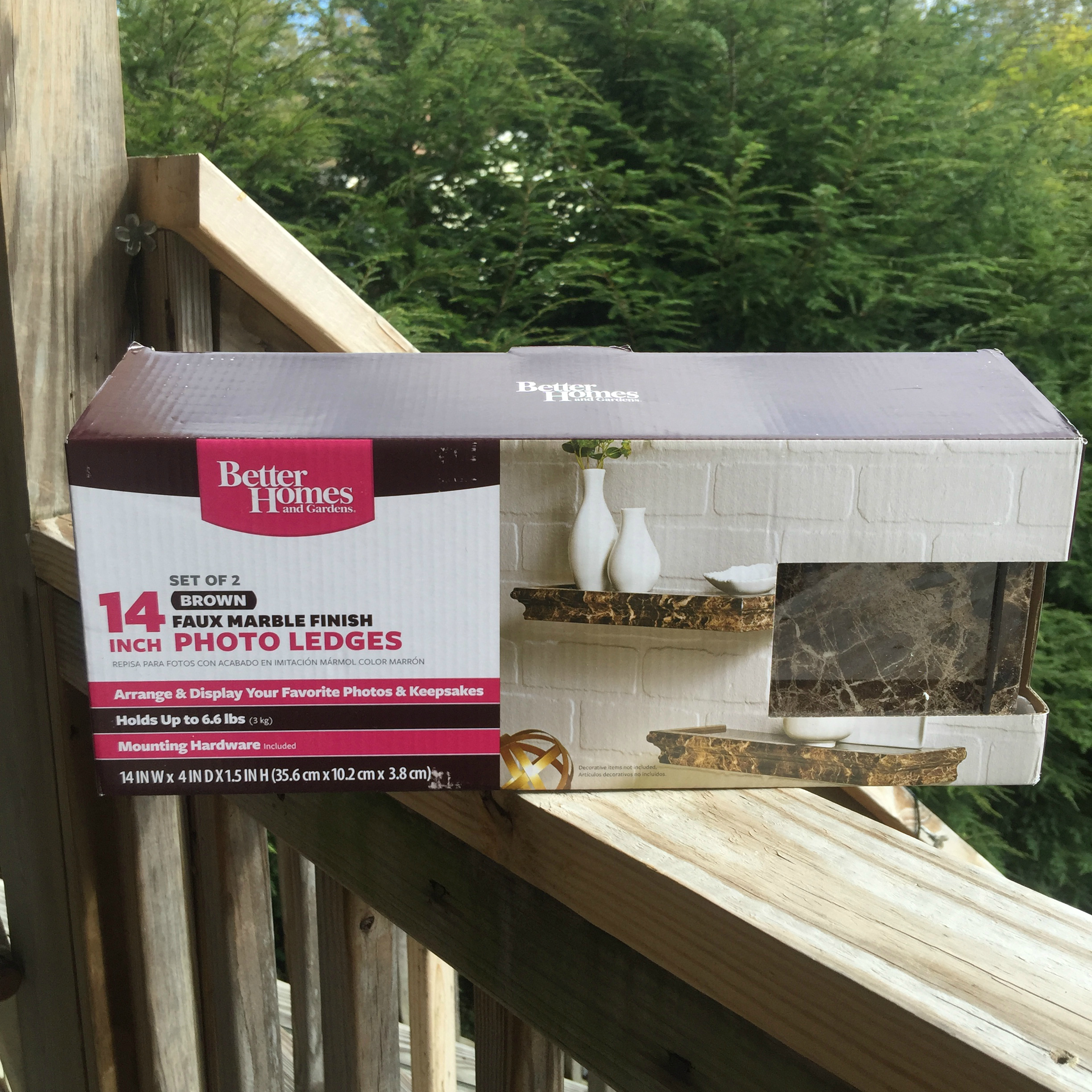 Better Homes And Gardens Floating Shelves Set The Stuff Of Success