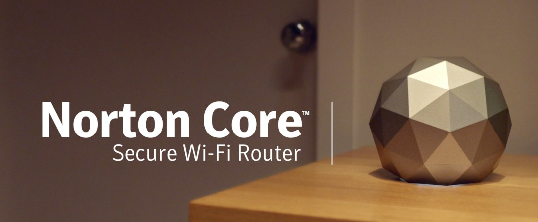 Norton Core Secure Wifi Router - Elegant and Effective!