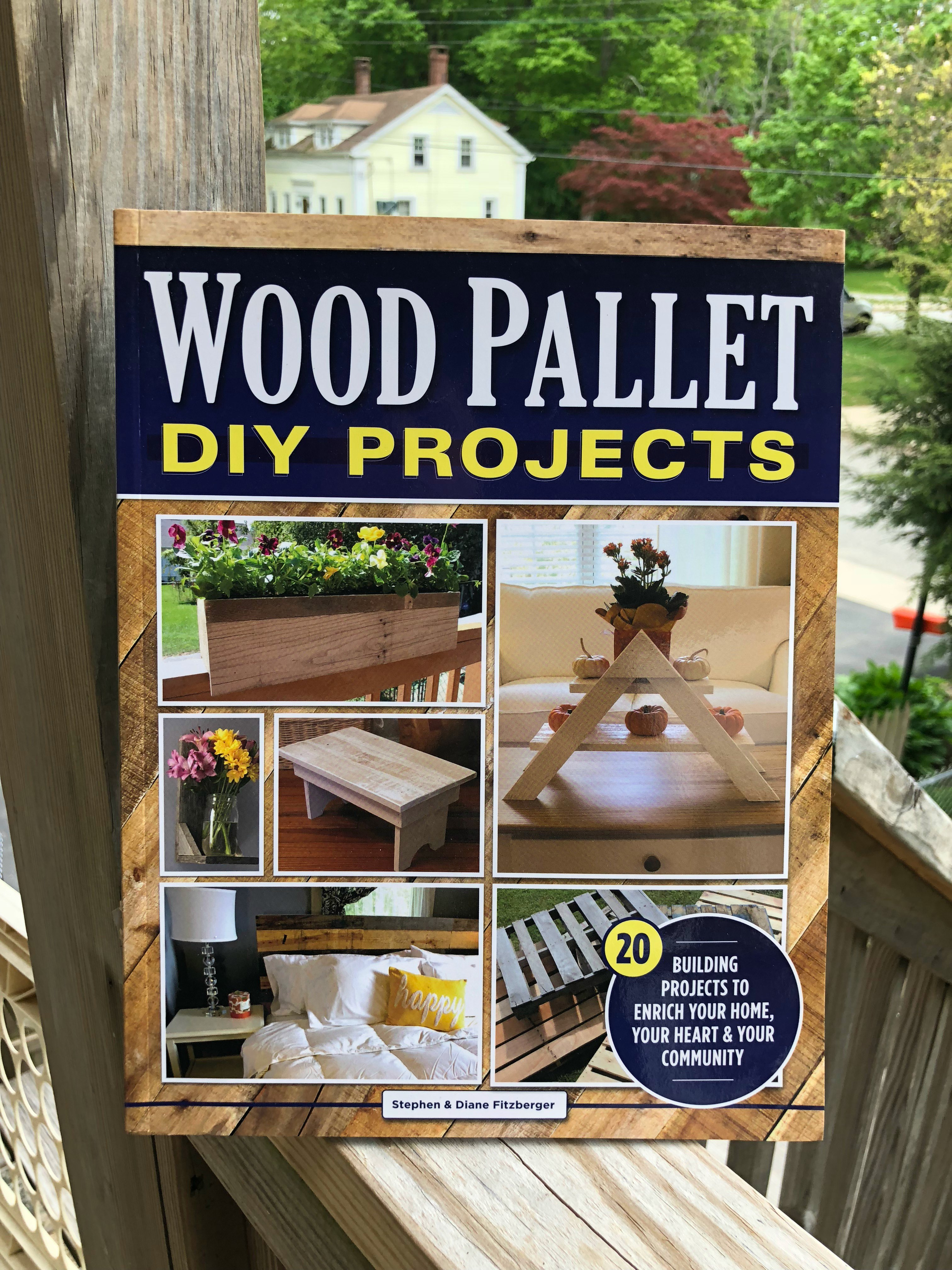 Wood Pallet Diy Projects The Stuff Of Success