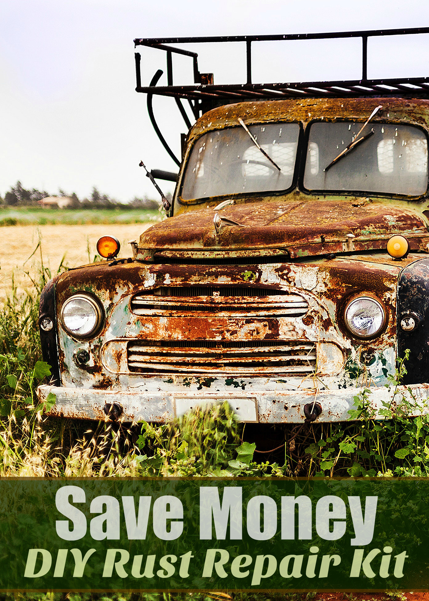 Save Money With A Diy Rust Repair Kit The Stuff Of Success