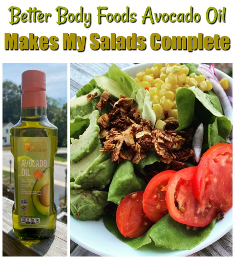 Better Body Foods Avocado Oil