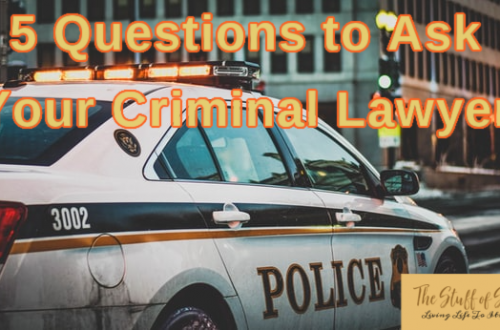 5 Questions to Ask Your Criminal Lawyer