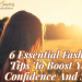 6 Essential Fashion Tips To Boost Your Confidence And Style