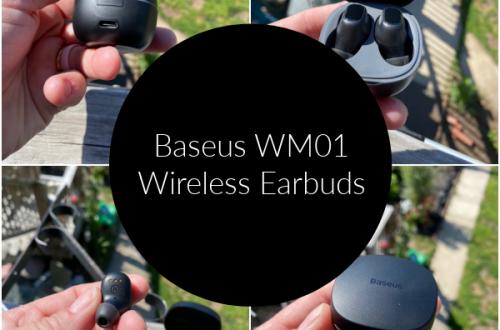 Baseus WM01 Wireless Earbuds