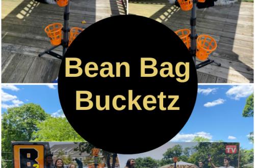 Bean Bag Bucketz - Outdoor Family Fun