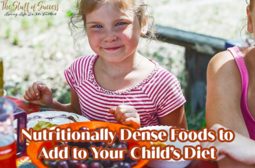 Nutritionally Dense Foods to Add to Your Child's Diet