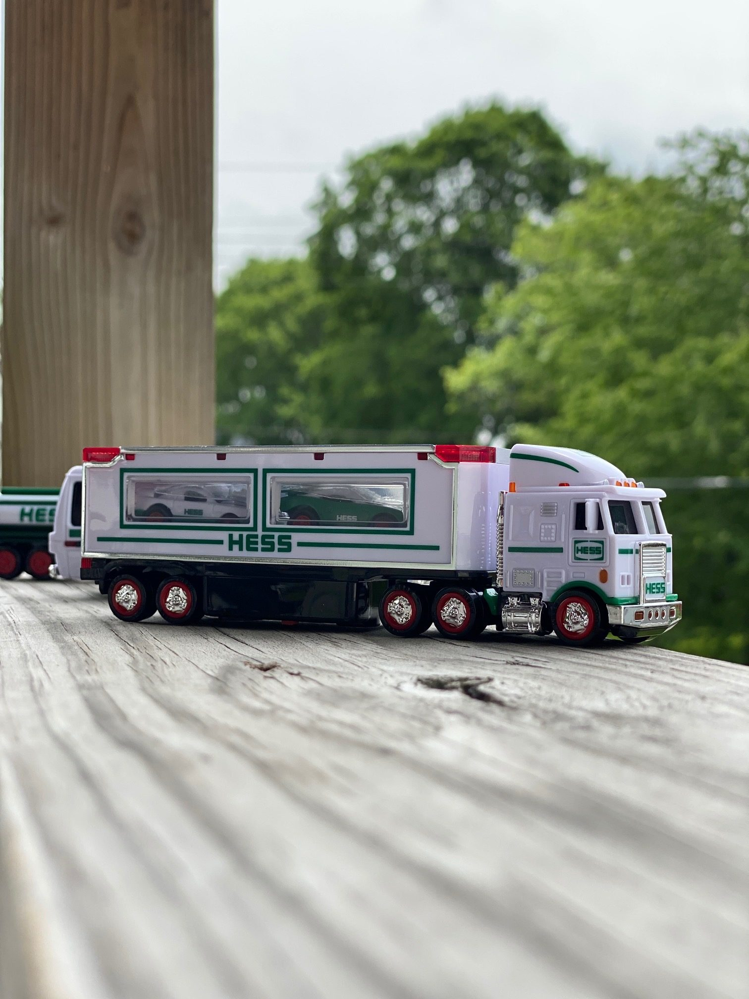 1997 Hess 3 in 1 Toy Truck