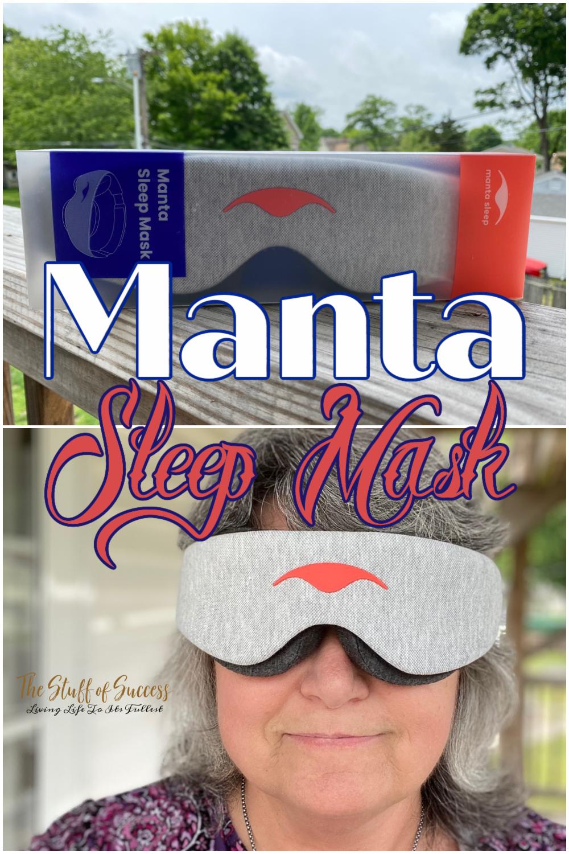 Manta Sleep Mask