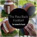 The Pass Back Football