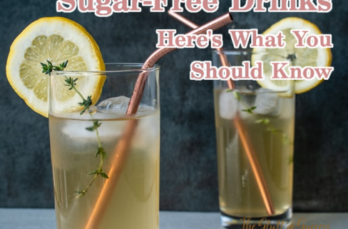 Sugar-Free Drinks: Here's What You Should Know