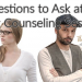 5 Questions to Ask at Your First Counseling Session