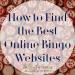 How to Find the Best Online Bingo Websites
