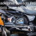 Philadelphia Laws to Protect Victims in an Auto Accident