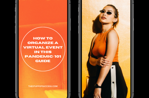 How to Organize a Virtual Event in This Pandemic: 101 Guide