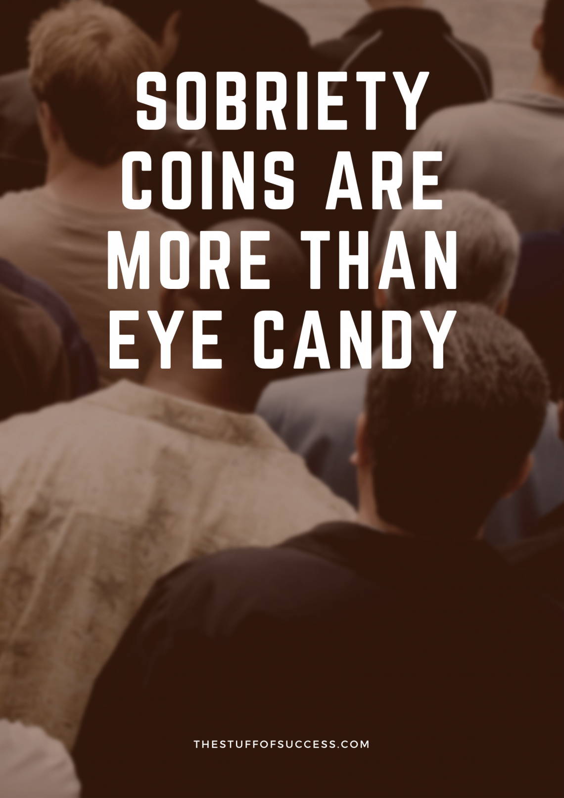 Sobriety Coins Are More Than Eye Candy